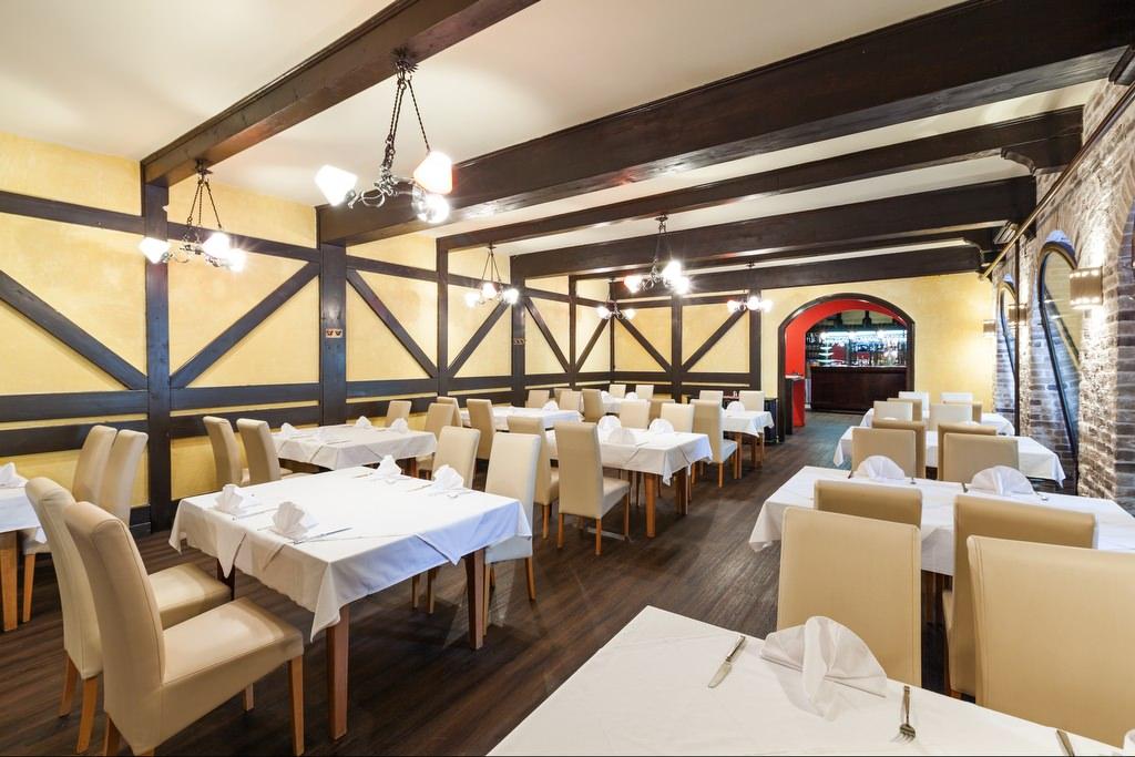 Uređenje restorana Kaptolska klet